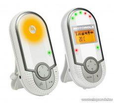 Motorola MBP16 Babaőrző, bébiőr (Baby monitor), 300 m hatótávolság - megszűnt termék: 2016. november