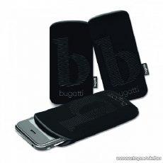 Bugatti Neopren M álló mobiltelefon tok, 7,5cm x 12,2cm (007259)