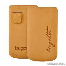 Bugatti Perfect Velvety álló Apple iPhone 4, 4S mobiltelefon tok (07827)
