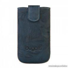 Bugatti SlimCase leather unique álló mobiltelefon tok, 73 x 122 mm (07797) - megszűnt termék: 2015. október