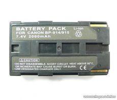 ConCorde for Canon BP915 akkumulátor
