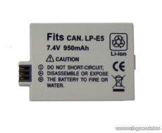 ConCorde for Canon LP-E5 akkumulátor