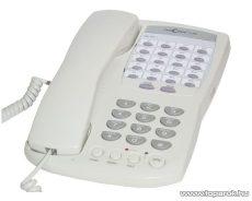 ConCorde 519Mk vezetékes telefon memóriával - készlethiány