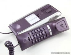 ConCorde 550CID electric purple vezetékes CID telefon