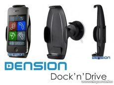 Dension Car Dock for iPhone autós kihangosító készlet - megszűnt termék: 2015. május