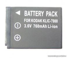 ConCorde for Kodak KLIC7000 akkumulátor