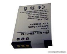 ConCorde for Nikon ENEL12 akkumulátor