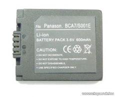 ConCorde for Panasonic BCA7/S001E akkumulátor