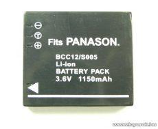 ConCorde for Panasonic BCC12/S005 akkumulátor