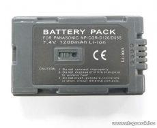ConCorde for Panasonic D120/D08S akkumulátor
