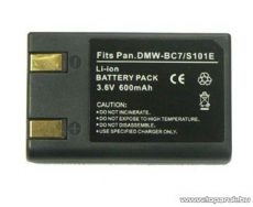 ConCorde for Panasonic DMW-BC7/S101E akkumulátor