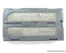 ConCorde for Panasonic VBD1 akkumulátor