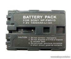 ConCorde for Sony FM51D akkumulátor