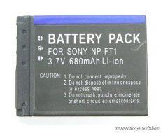 ConCorde for Sony NPFT1 akkumulátor