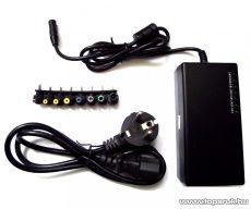 Univerzális Laptop notebook hálózati töltő 100 watt - készlethiány, nem rendelhető