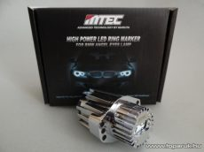 Mtec 6W (3+3W-os) Crisp Led, BMW Körhelyzet világító LED, High End (BMW4)