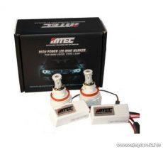 Mtec H8, 2 x 13W Magas fényű Cree LED BMW Körhelyzet világító led, High End, 7000K (BMW8-13W)