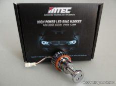 Mtec H8, 6W CEE LED BMW Körhelyzet világító led, High End (BMW8) - készlethiány