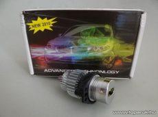 Jégfehér Körhelyzetjelzőt világító LED, 5W-os (BMW13)