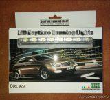 DPL Nappali pozíciófény, 8 db hagyományos LED, 160 mm x 16 mm (DRL806)