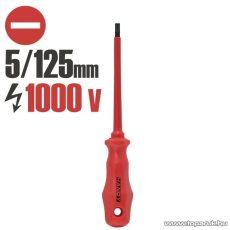 Handy Csavarhúzó, 1000V-ig szigetelt, 125 mm, -5 mm (10591)