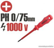 Handy Csavarhúzó, 1000V-ig szigetelt, 145 mm, PH 0 (10597)