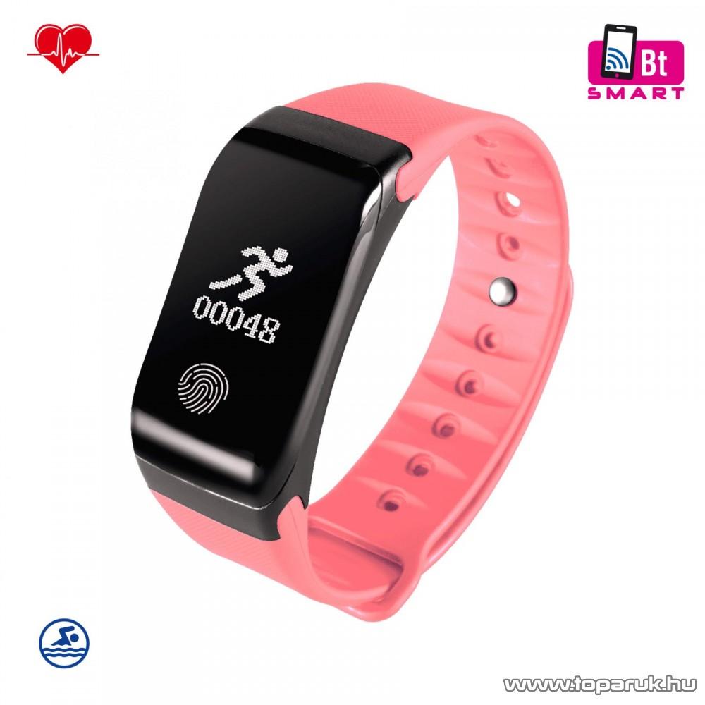 HOME FW PULSE PI Fitness karóra pulzusmérővel és okostelefon (Bluetooth)  kapcsolattal 0d7f2a54e1