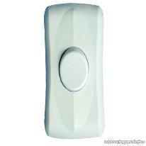 HOME 0534S Zsinórközi 1 pólusú kapcsoló, fehér