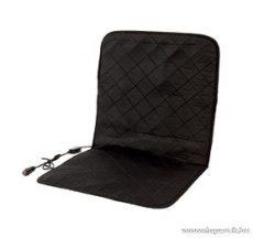 SAL 90205 Autós fűthető ülésvédő, 12V-os, szivargyújtós, fekete
