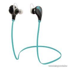 SAL BTEP 2000/BL Beépített akkumulátoros vezeték nélküli bluetooth sport 4 in 1 fülhallgató (headset), kék
