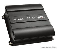 SAL BX 1065 Autós erősítő, 1 csatornás, 100 W-os - megszűnt termék: 2016. február