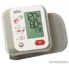 Braun BBP 2000CEME Csuklós vérnyomásmérő