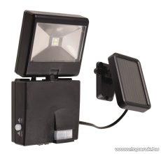 GAO 6916H Napelemes LED reflektor mozgásérzékelővel, 2 x 0,5 W-os LED, 6500K hideg fehér fényű világítás