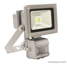 GAO 7084H Kültéri LED-es fényvető mozgásérzékelővel, 10W-os, 4000 K hideg fehér fényű