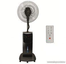 HOME SFM 42/BK Párásító ventilátor távirányítóval, fekete