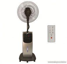 HOME SFM 42/SL Párásító ventilátor távirányítóval, ezüst