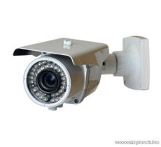 HOME SS-3027 Kültéri színes varifokális fém házas biztonsági kamera - megszűnt termék: 2015. szeptember