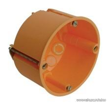 HOME 5200H Gipszkarton doboz, 45 mm mély, narancssárga