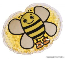 HOME 7882009-08 Zselés hűtőpárna, sárga méhecske