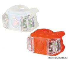 HOME BV 11 LED-es kerékpárlámpa készlet 2 db nagy fényerejű piros és fehér LED-del