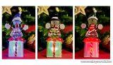 HOME CDM 13 Beltéri 1 db színváltó LED-es dekoráció (akril alapanyagú), hóember