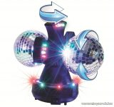 HOME DL 210L 3D LED-es diszkólámpa