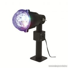HOME DL IP 2 Kültéri LED projektor, mozgó színes party fényeffekt kivetítő