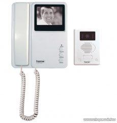 HOME DPV 01 Vezetékes videokaputelefon - megszűnt termék: 2015. július