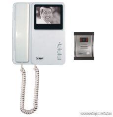 HOME DPV 02 Vezetékes videokaputelefon, fém kültéri egységgel - megszűnt termék: 2015. augusztus