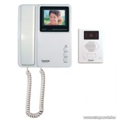 HOME DPV 03 Vezetékes színes video-kaputelefon szett - megszűnt termék: 2015. december