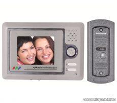 HOME DPV 22 Vezetékes színes video kaputelefon szett - megszűnt termék: 2018. március