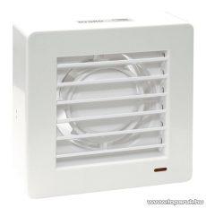 HOME EVZ 100/H Elszívó ventilátor, zárható, páraérzékelős, 15 W