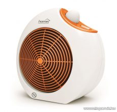 HOME FK 17/O Elektromos ventilátoros fűtőtest, hősugárzó, narancs, 2000 W