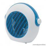 HOME FK 37/BL Hordozható elektromos ventilátoros fűtőtest, hősugárzó, kék, 2000 W